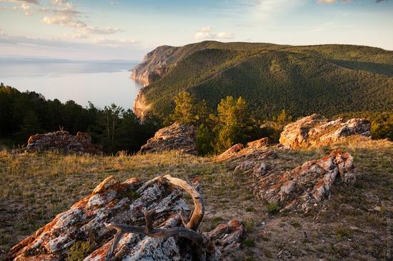 Uzury area, Olkhon Island, Baikal Lake, Russia view 12