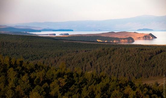 Uzury area, Olkhon Island, Baikal Lake, Russia view 13