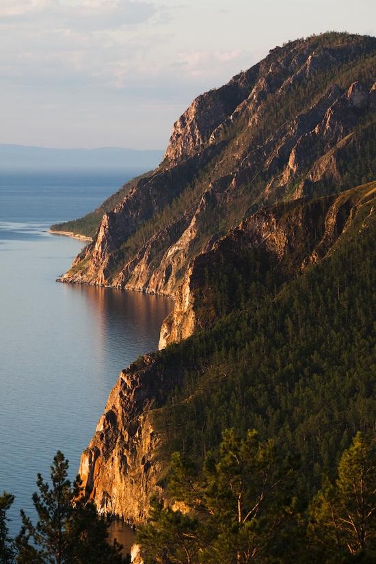 Uzury area, Olkhon Island, Baikal Lake, Russia view 14
