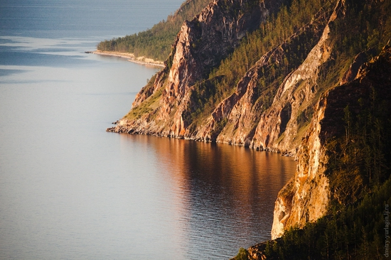 Uzury area, Olkhon Island, Baikal Lake, Russia view 15