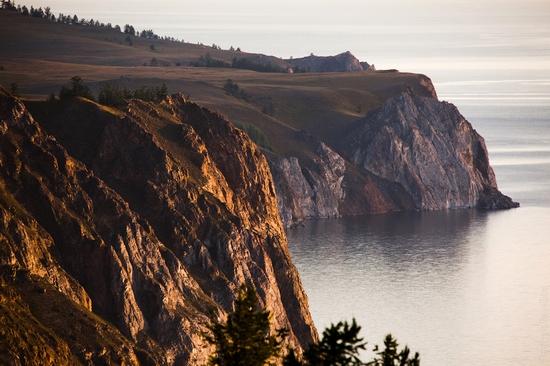 Uzury area, Olkhon Island, Baikal Lake, Russia view 16