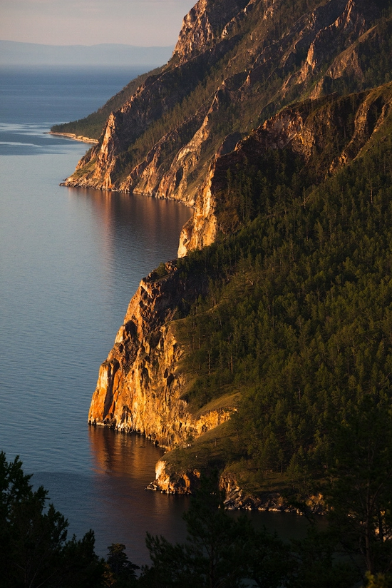 Uzury area, Olkhon Island, Baikal Lake, Russia view 17