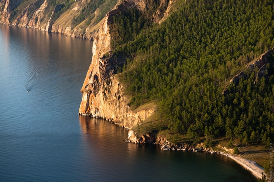 Uzury area, Olkhon Island, Baikal Lake, Russia view 18