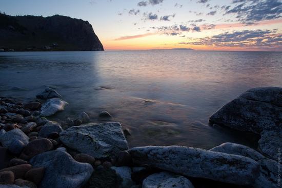 Uzury area, Olkhon Island, Baikal Lake, Russia view 2