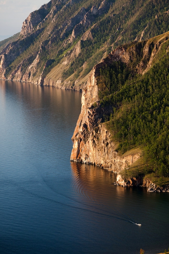 Uzury area, Olkhon Island, Baikal Lake, Russia view 20