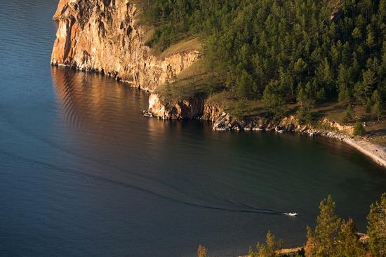 Uzury area, Olkhon Island, Baikal Lake, Russia view 21