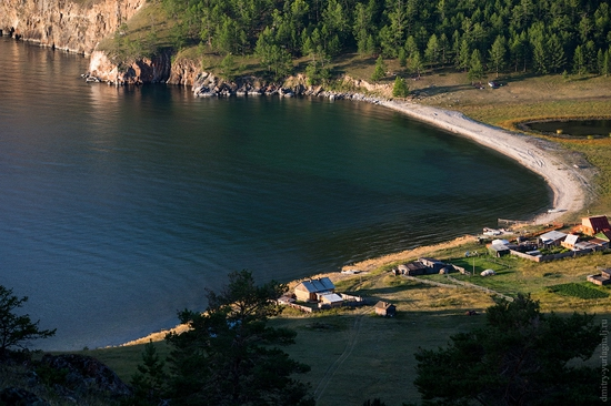 Uzury area, Olkhon Island, Baikal Lake, Russia view 22