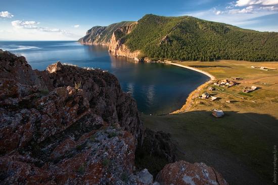 Uzury area, Olkhon Island, Baikal Lake, Russia view 25