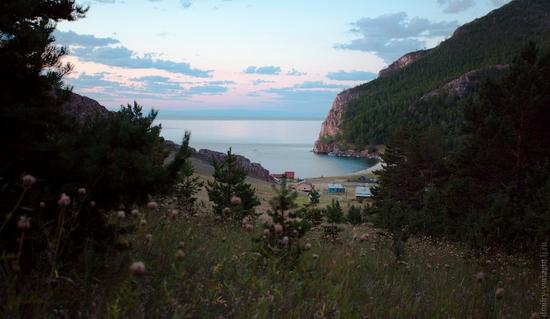 Uzury area, Olkhon Island, Baikal Lake, Russia view 3