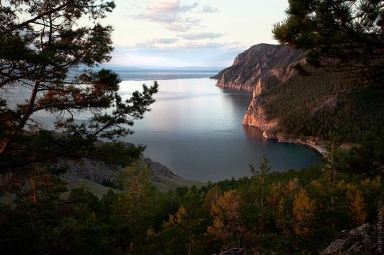 Uzury area, Olkhon Island, Baikal Lake, Russia view 5