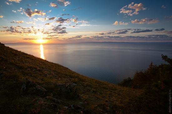 Uzury area, Olkhon Island, Baikal Lake, Russia view 6