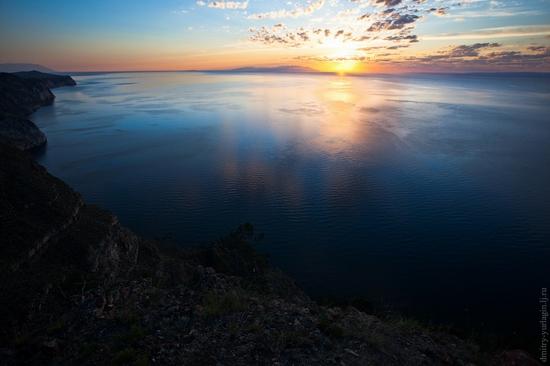 Uzury area, Olkhon Island, Baikal Lake, Russia view 7