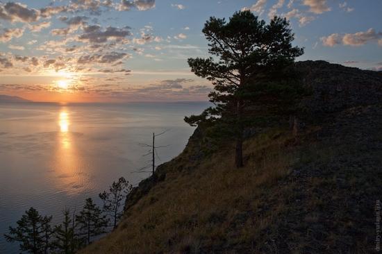 Uzury area, Olkhon Island, Baikal Lake, Russia view 8