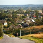 The landscapes of Bryansk oblast