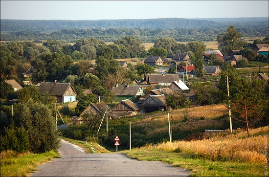 Bryansk oblast, Russia life scenery 1