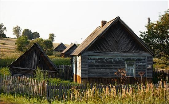 Bryansk oblast, Russia life scenery 11