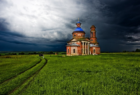 Lipetsk oblast, Russia scenery 1