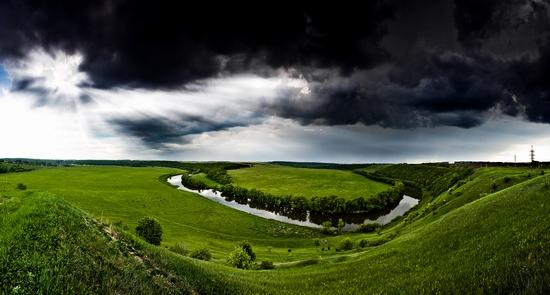 Lipetsk oblast, Russia scenery 3