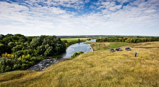 Lipetsk oblast, Russia scenery 5