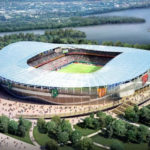 The stadiums of World Cup 2018