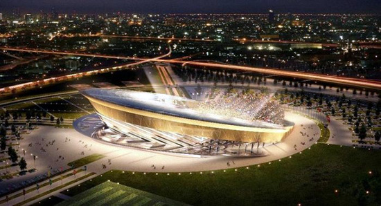 The stadiums of World Cup 2018 · Russia travel blog