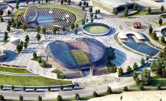 Russia World Cup 2018 Sochi stadium