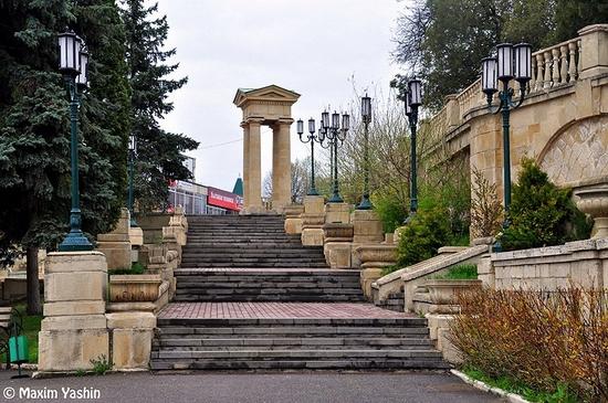 Yessentuki resort city, Russia view 13