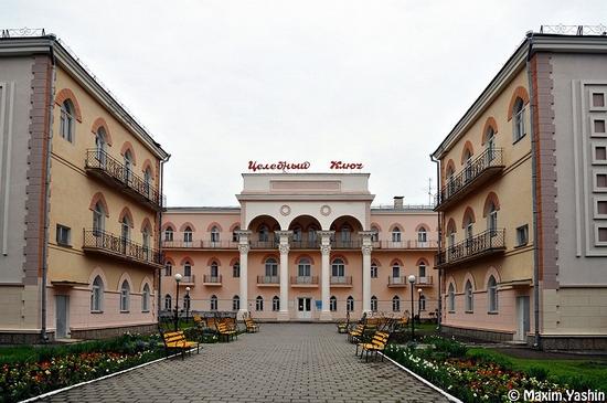 Yessentuki resort city, Russia view 19