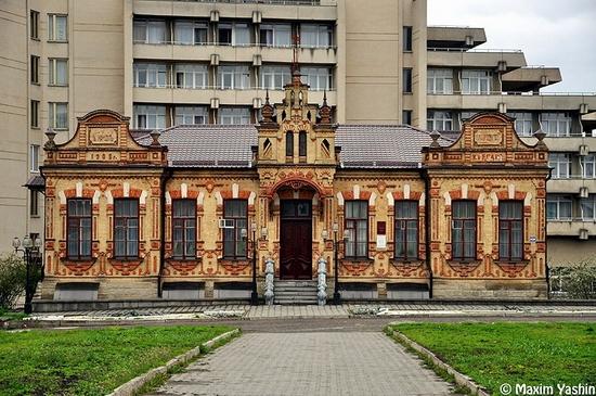 Yessentuki resort city, Russia view 2