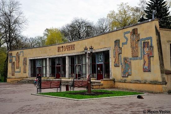Yessentuki resort city, Russia view 20