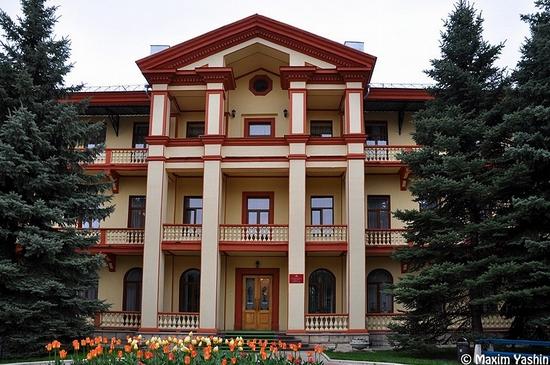 Yessentuki resort city, Russia view 21