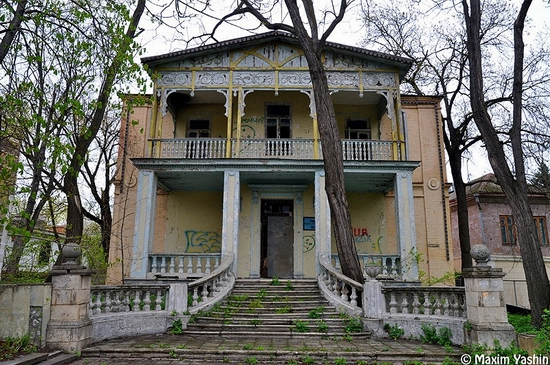 Yessentuki resort city, Russia view 22