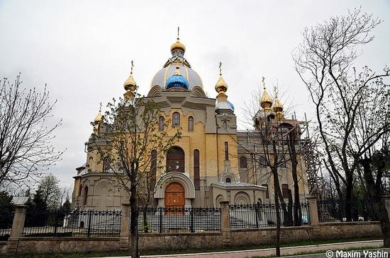 Yessentuki resort city, Russia view 26