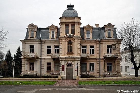 Yessentuki resort city, Russia view 5