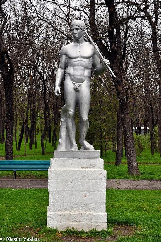 Yessentuki resort city, Russia view 7