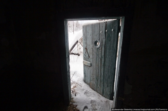 Abandoned colony for criminals, Russia view 11