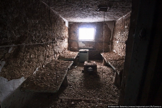 Abandoned colony for criminals, Russia view 7