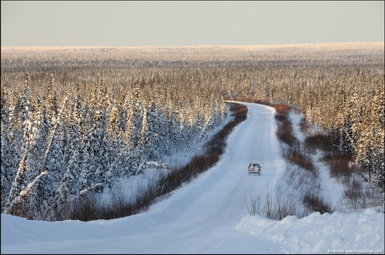 Russian North travel view 3
