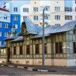 Wooden architecture of Yaroslavl city