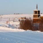 Abandoned village of Uzhginskoye, Perm krai