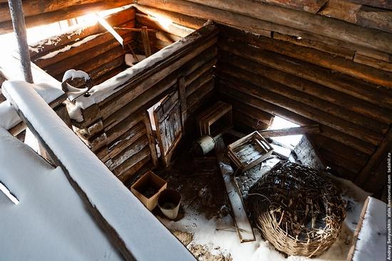 Perm krai, Russia abandoned village scenery 18