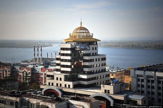 Samara city, Russia birds eye view 19