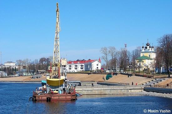 Uglich city, Yaroslavl oblast, Russia view 10
