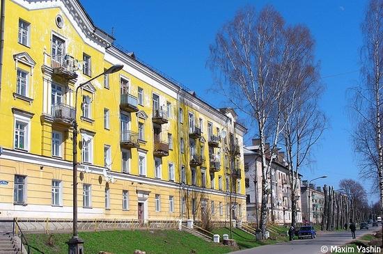 Uglich city, Yaroslavl oblast, Russia view 13
