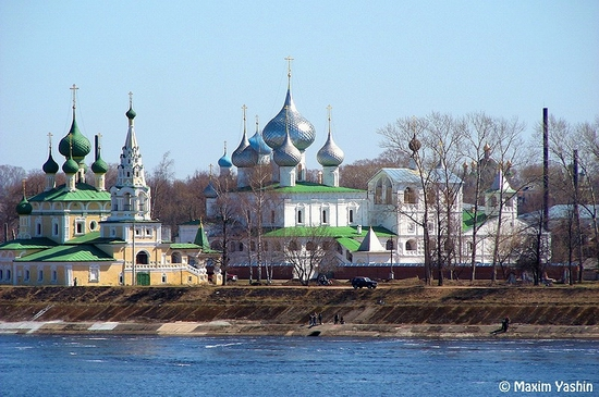 Uglich city, Yaroslavl oblast, Russia view 4