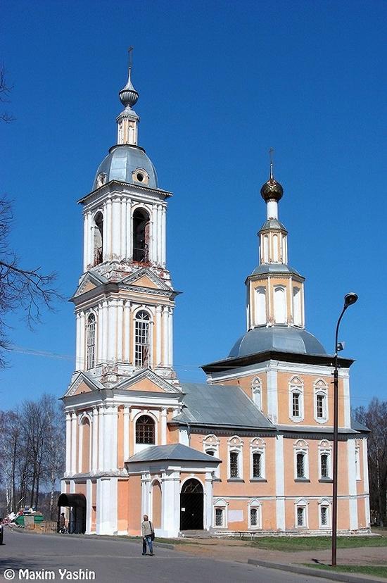 Uglich city, Yaroslavl oblast, Russia view 6