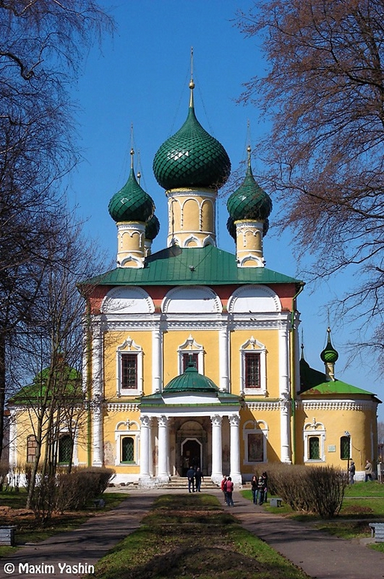 Ancient Russian Town Of Uglich 183 Russia Travel Blog