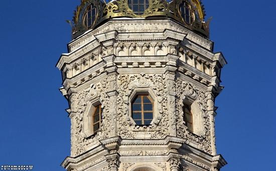 Znamenskaya church, Moscow oblast, Russia view 4