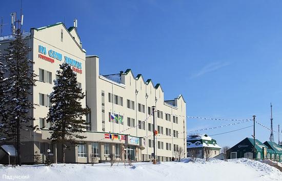 Khanty-Mansiysk, Russia biathlon championship 2011 view 6