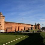 Architectural monuments of Kolomna city